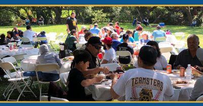 Teamsters Union Celebrates Labor Day 2785