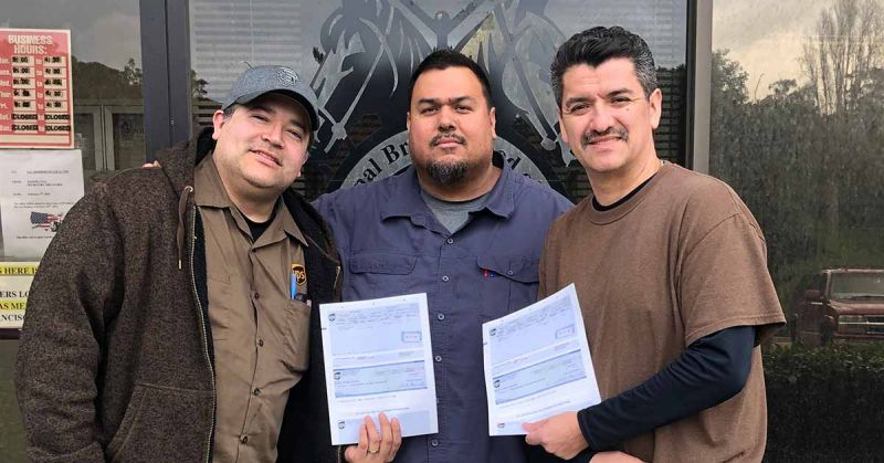 Teamsters Local Union 2785 | San Francisco and San Mateo